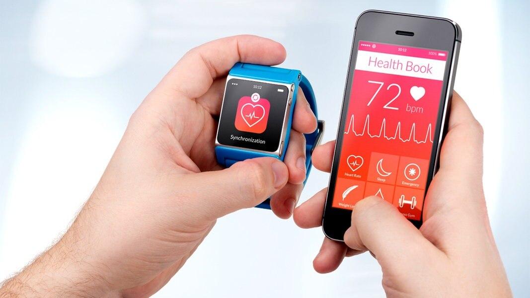 herzfrequenz per smartphone app messen ratgeber gesundheit. Black Bedroom Furniture Sets. Home Design Ideas