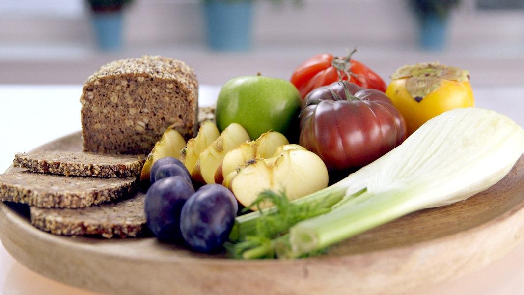 Diät reich an löslichen Ballaststoffen