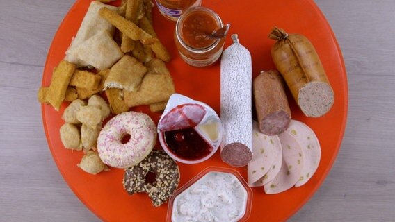 Empfohlene Diät bei Gastroenteritis