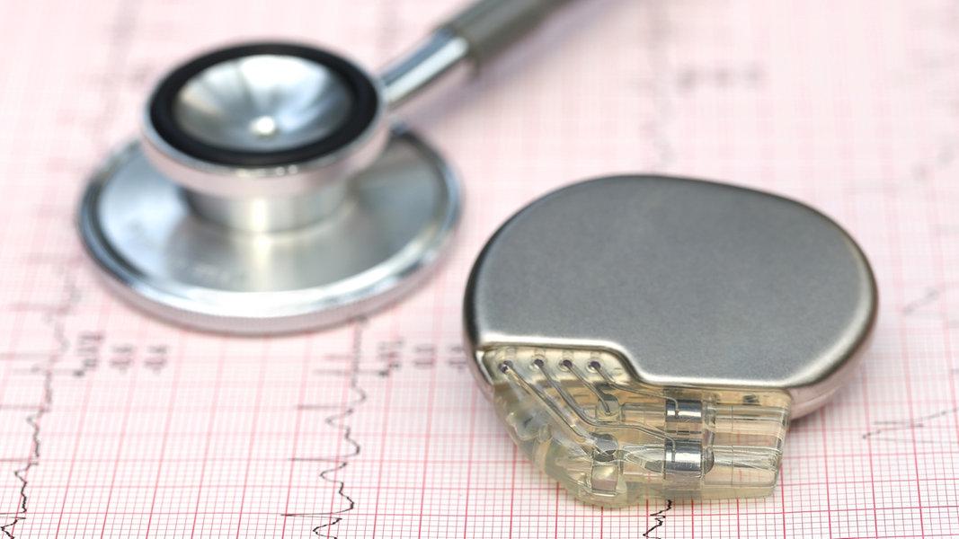 Batteriewechsel Herzschrittmacher