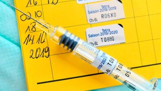 Grippe Impfung Fur Wen Ist Sie Sinnvoll Ndr De Ratgeber Gesundheit