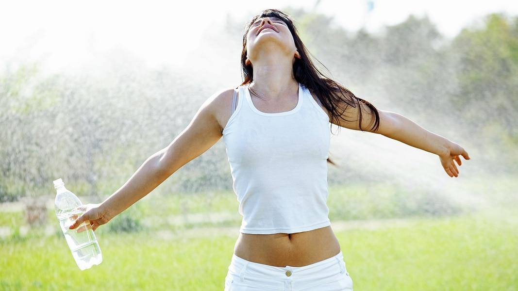 Zehn Tipps gegen Hitze