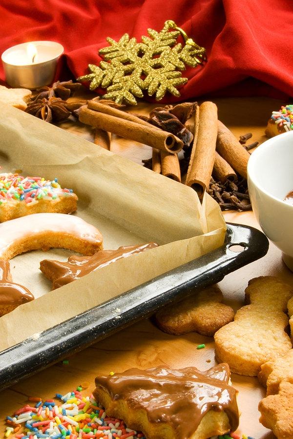 Weihnachtsgebäck: Rezepte für Plätzchen und Co