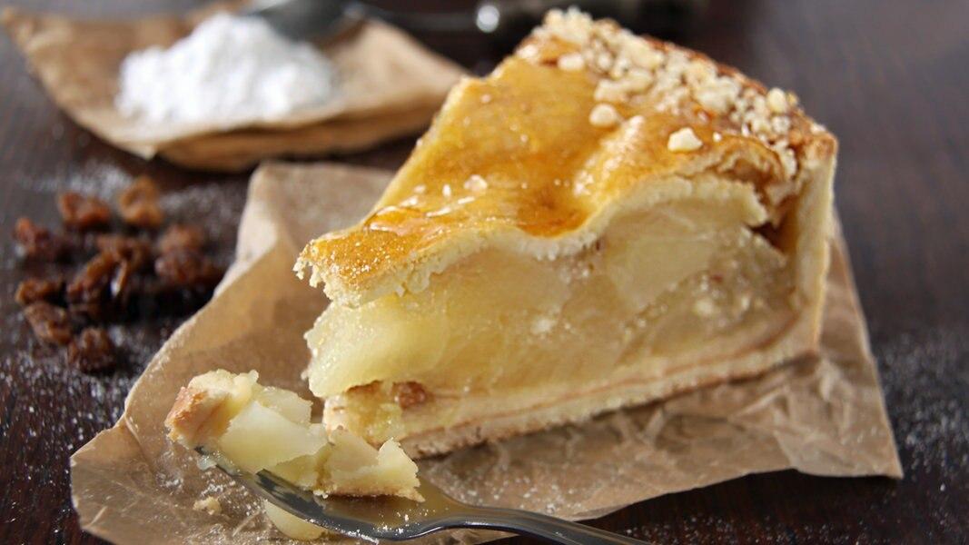 Wie Gut Schmeckt Tiefgekuhlter Apfelkuchen Ndr De Ratgeber