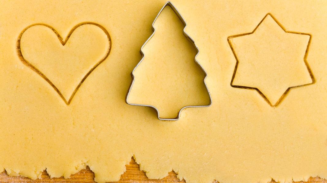 Mit diesen Küchenhelfern gelingen die Weihnachtsplätzchen