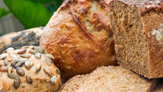 Brot: Sorten, Zutaten, Rezepte  NDR.de - Ratgeber - Verbraucher