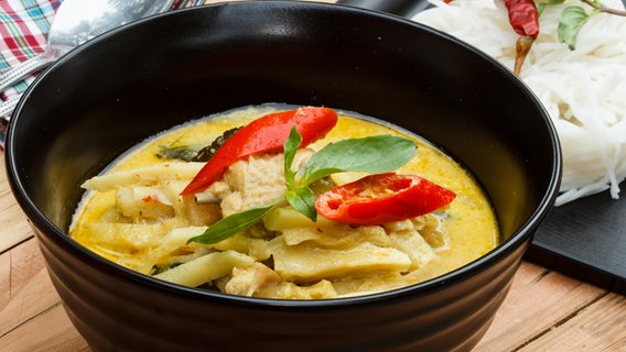 Chicken Curry © colourbox Foto: Thanawat Wongsuwannathorn
