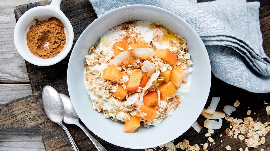Frühstücks-Rezepte: Gesund in den Tag starten
