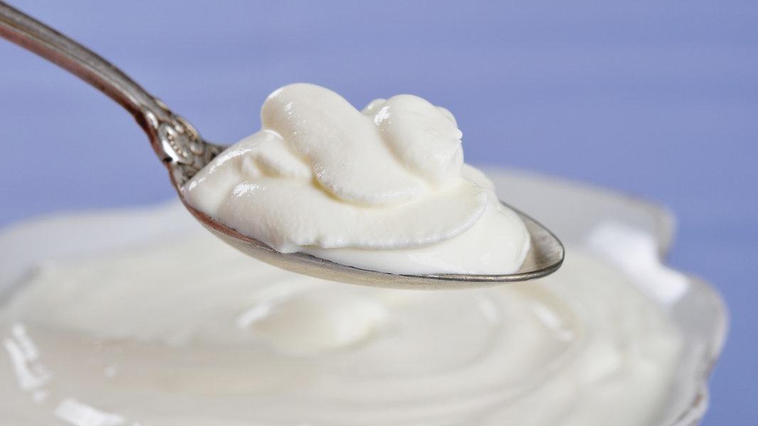 Sägespäne Im Joghurt