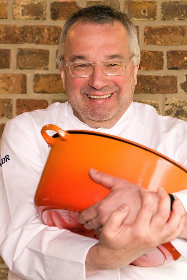 Rainer Sass gibt Küchentipps