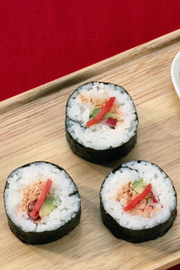 Sushi Sorten