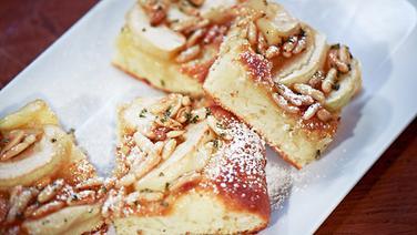 Rezept apfel butterkuchen vom blech ratgeber - Eier weich kochen minuten ...