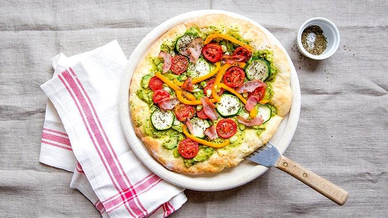 Ndr rezepte pizza
