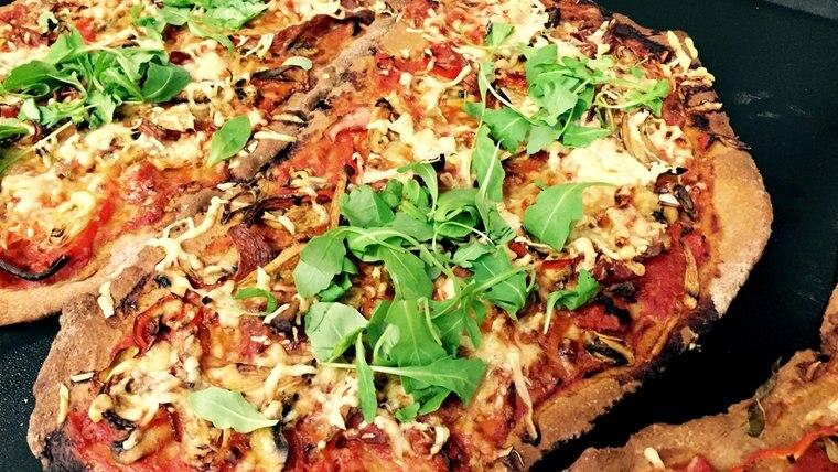 Pizza rezept 4 personen