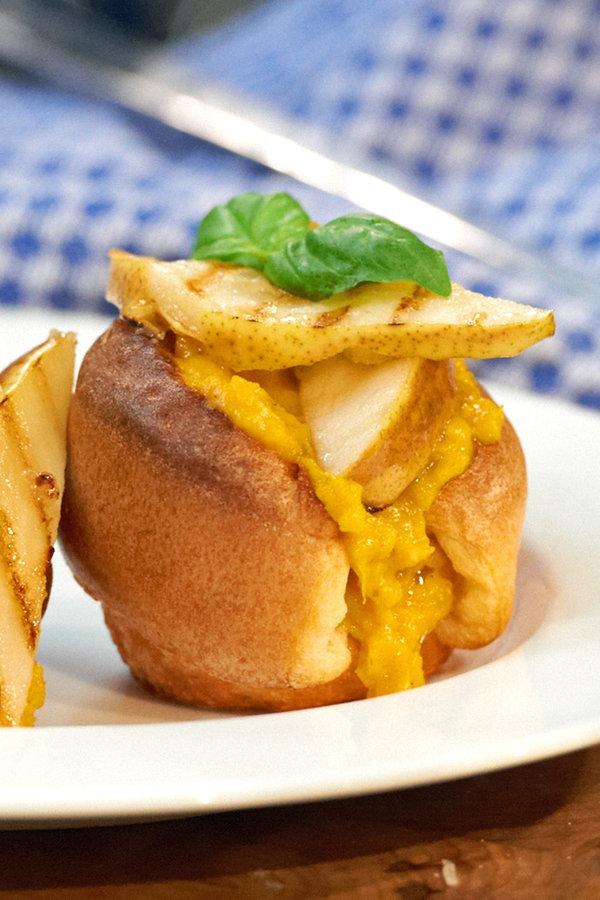 Sunday Roast mit Yorkshire Pudding
