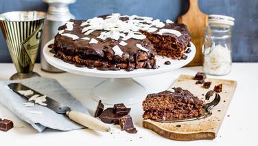 Rezept Rote Bete Torte Nach Sacherart Ndr De Ratgeber Kochen