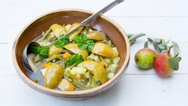 Rezept Birnen Bohnen Und Speck Ndrde Ratgeber Kochen