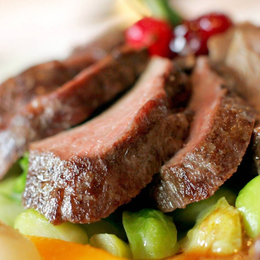 Braten komisch fleisch riecht beim Fleisch schmeckt