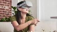 Pressefoto VR-Brille Oculus Go © Oculus LLC