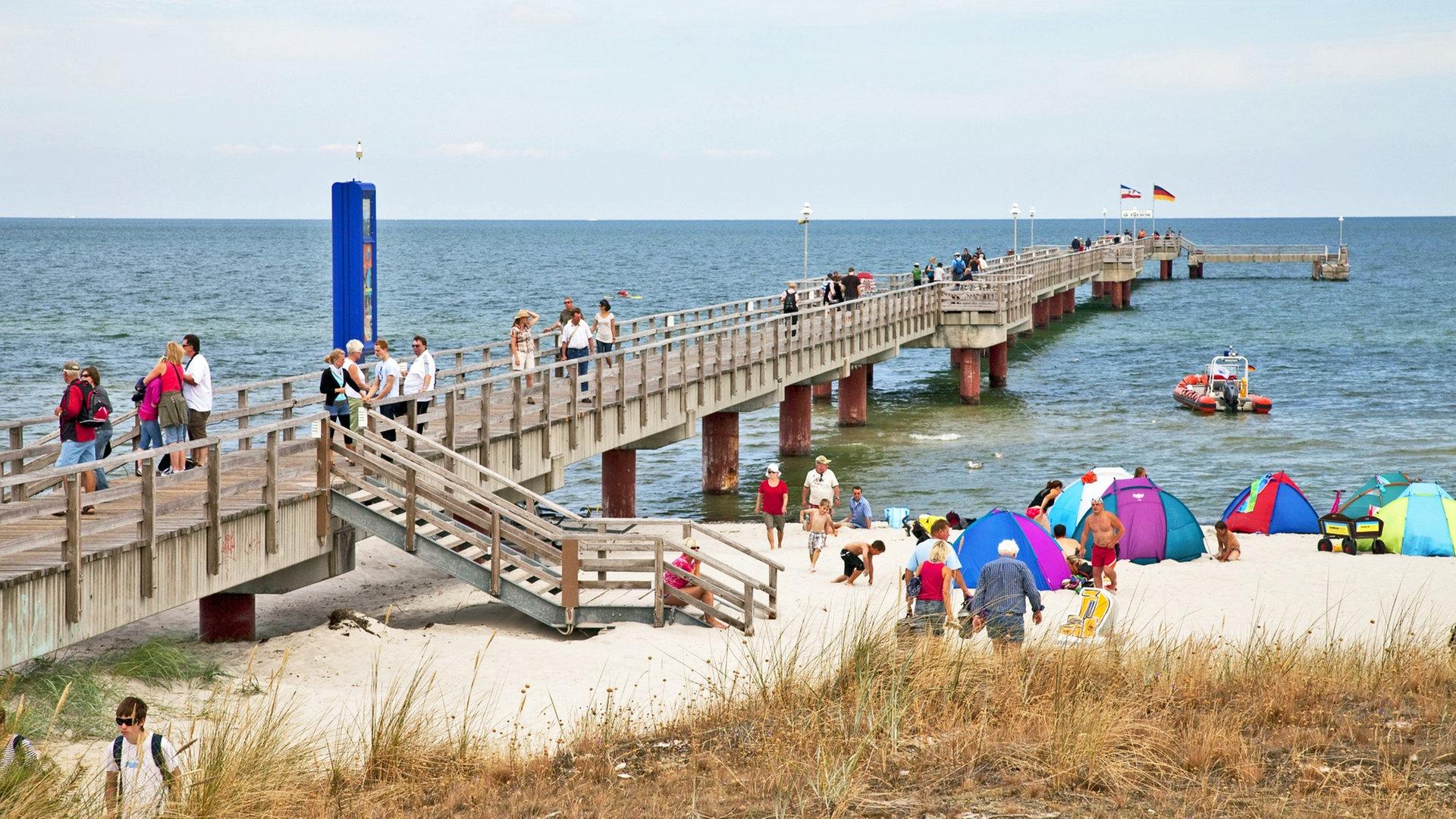 Seebad Prerow Strand, Wald und Ostsee   NDR.de   Ratgeber   Reise ...