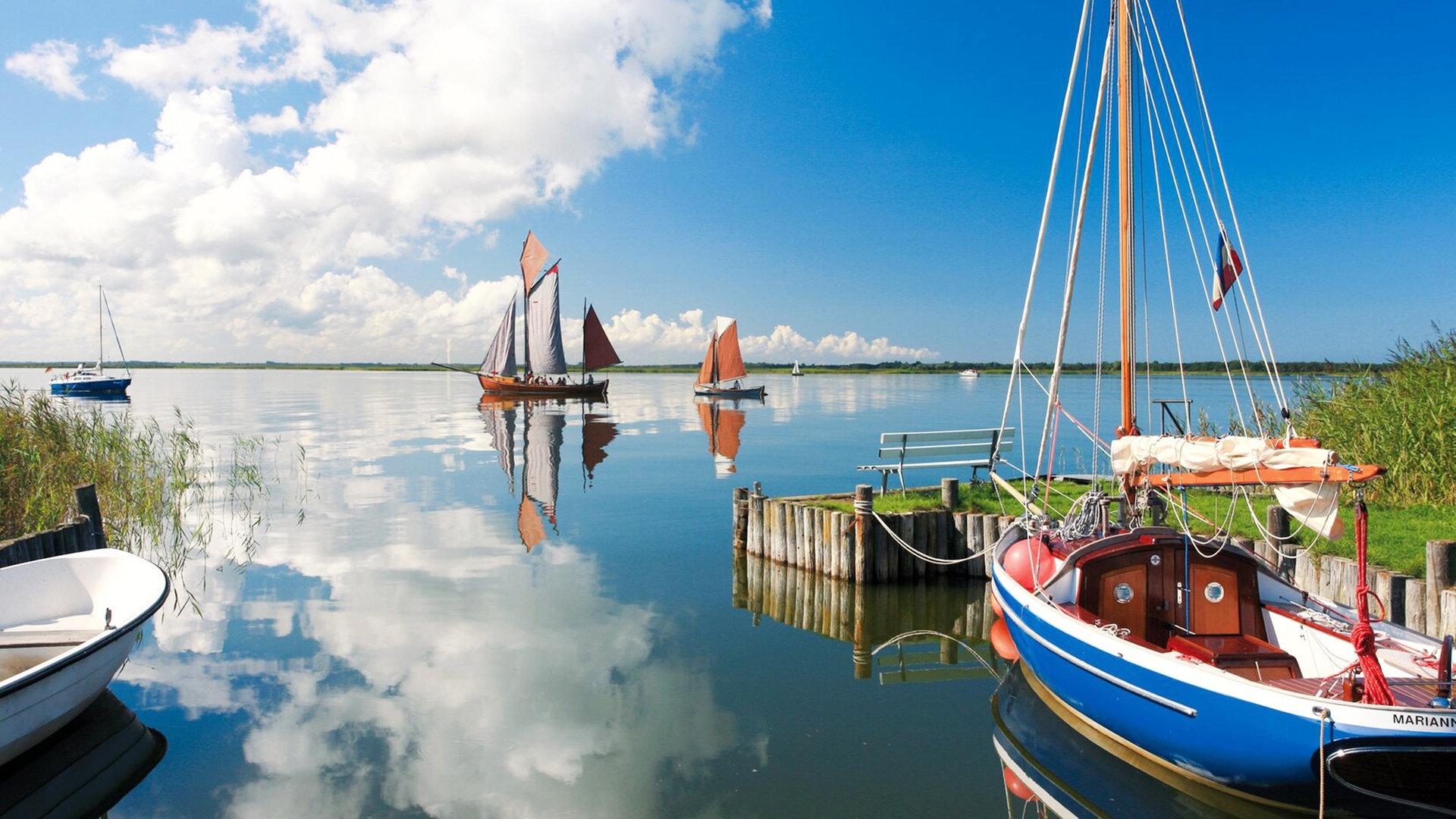 Fischland Darß Zingst Seebäder, Strand und viel Natur   NDR.de ...