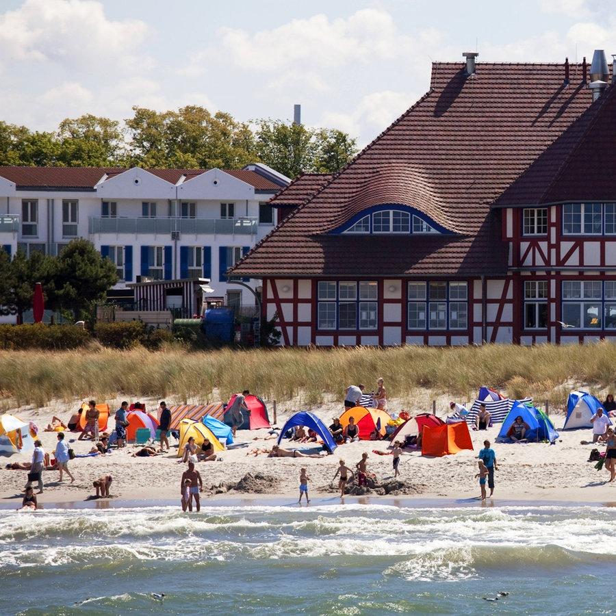 Zingst Ostseebad mit feinem Sandstrand und viel Natur   NDR.de ...