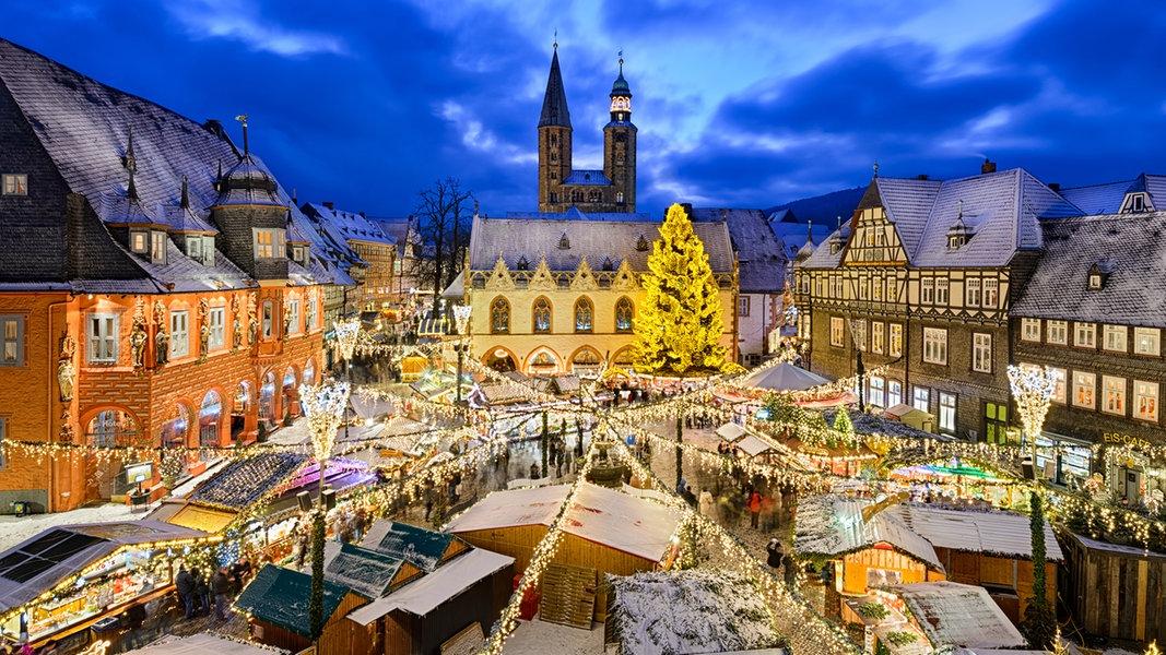 Goslar Weihnachtsmarkt.Weihnachtsmarkt In Goslar 2019 Ndr De Ratgeber Reise