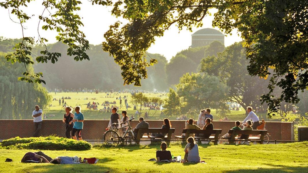Stadt Park Hamburg