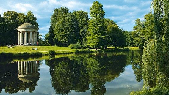 Hannovers Herrenhäuser Gärten   NDR.de - Ratgeber - Reise - hannover