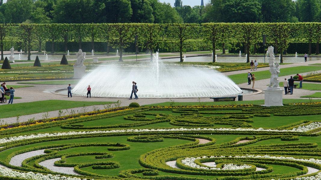Hannovers Herrenhäuser Gärten Ndrde Ratgeber Reise Hannover