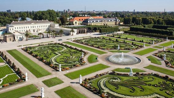 So Schön Ist Der Große Garten Ndrde Ratgeber Reise Hannover