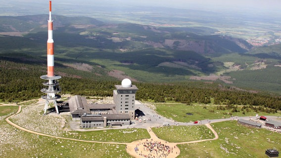 Sagenumwobener Berg: Der Brocken | NDR.de - Ratgeber ...