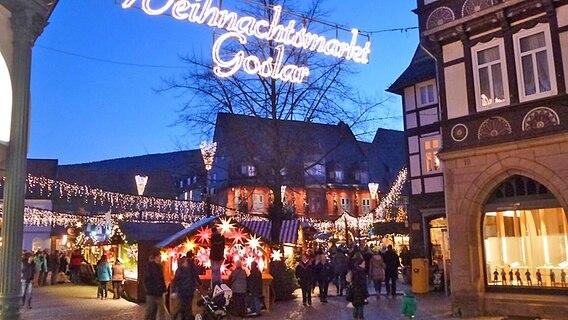 Goslar Weihnachtsmarkt.Weihnachtsmarkt In Goslar 2018 Ndr De Ratgeber Reise