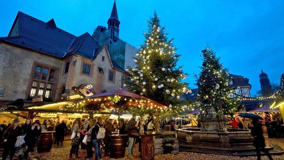 Weihnachtsmarkt Göttingen.Weihnachtsmärkte Nach Den Feiertagen 2018 Seite 2 Ndr De