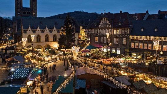 Goslar Weihnachtsmarkt.Die Schonsten Bilder Von Den Weihnachtsmarkten Ndr De