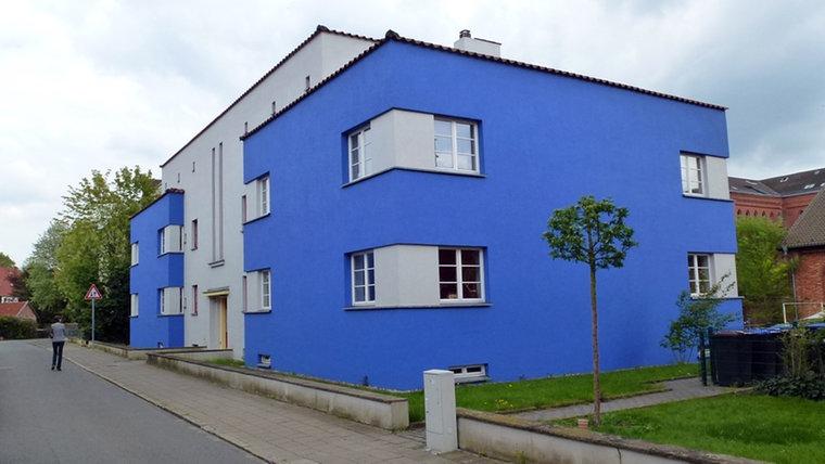 Architekten Bauhaus schlicht aber bunt bauhaus architektur in celle ndr de
