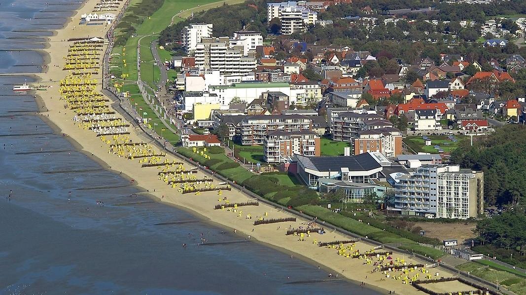 Cuxhaven: Strand, Watt und Schiffe   NDR.de - Ratgeber - Reise ...