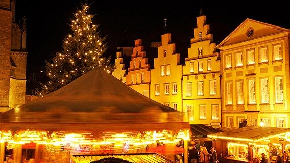 Weihnachtsmarkt Osnabrück.Osnabrücker Weihnachtsmarkt 2018 Ndr De Ratgeber Reise