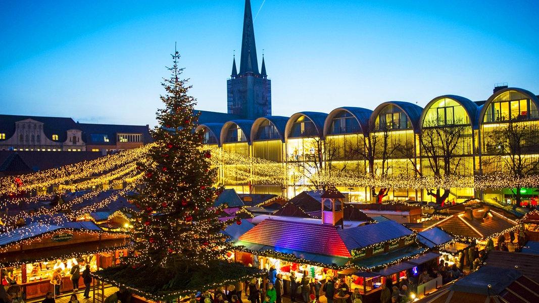 Weihnachtsmarkt Fehmarn.Weihnachtsmärkte In Lübeck 2018 Ndr De Ratgeber Reise