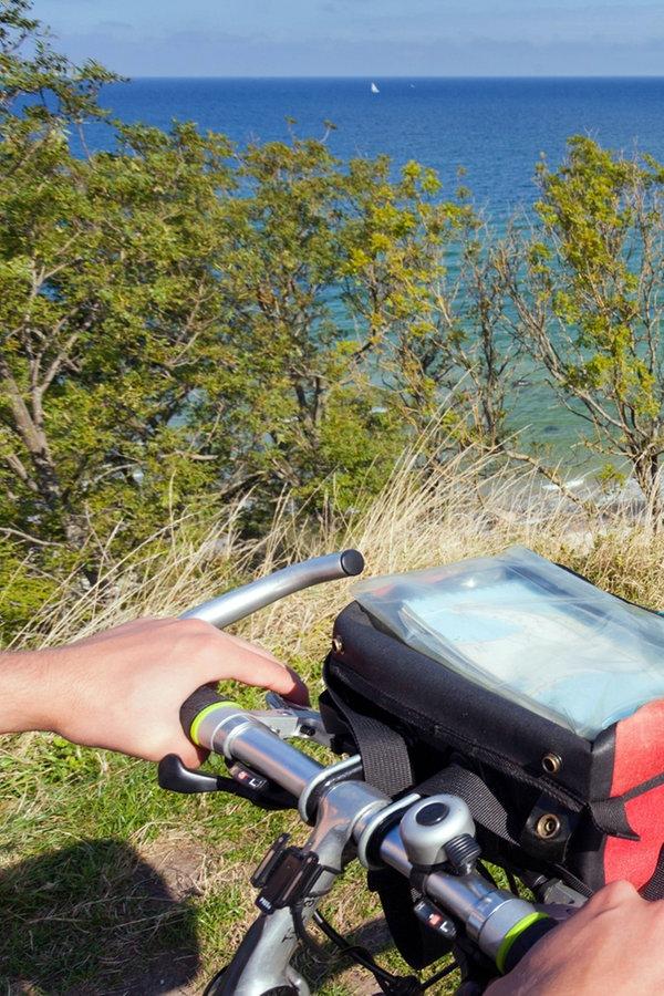 Borkum Karte Fahrradwege.Ostseekustenradweg Kuste Total Ndr De Ratgeber Reise