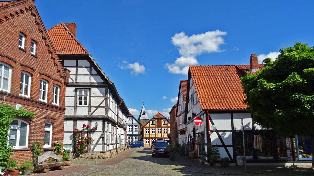 Hitzacker: Fachwerkidyll an der Elbe