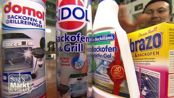 Backofen Reinigen Diese Mittel Helfen Ndr De Ratgeber Verbraucher