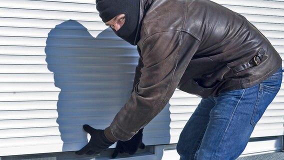 Haus und Wohnung gegen Einbruch sichern