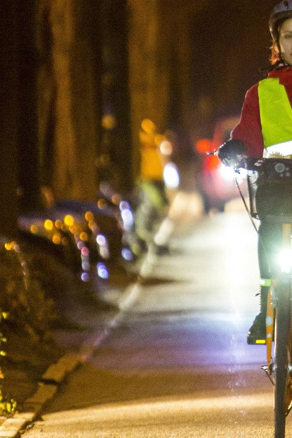 Fahrradbeleuchtung: Welche Lampen sind erlaubt?
