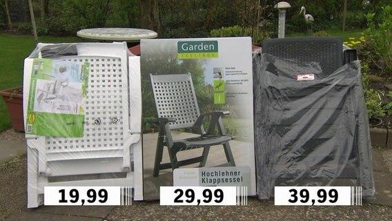 Wie Gut Sind Günstige Gartenmöbel Ndrde Ratgeber Verbraucher