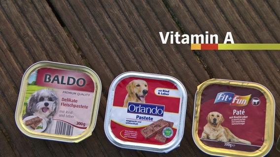 Aldi hundefutter test
