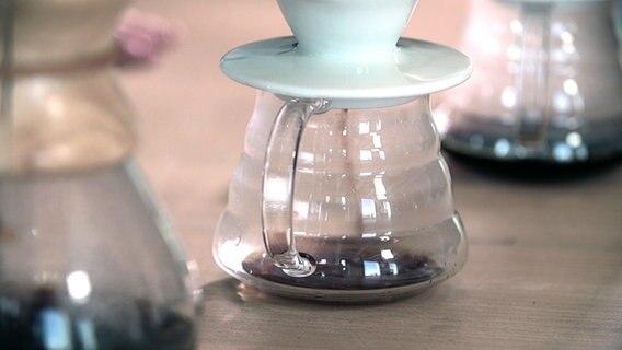 Kaffeefilter Im Test Die Perfekte Zubereitung Ndr De Ratgeber