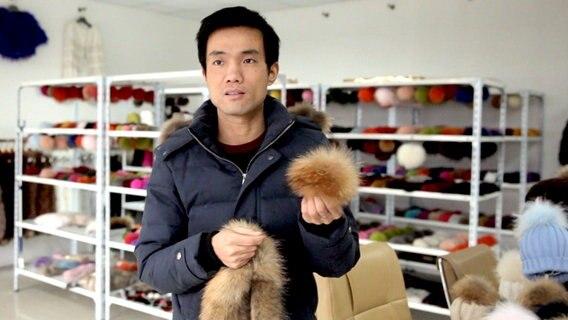 Wo kommen die Felle für die Pelz Mode her?  