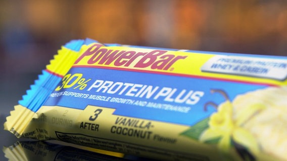 Proteinriegel Power Bar Edeka