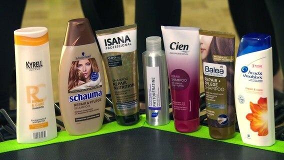 Repair Shampoos Im Test Gut Fürs Haar Ndrde Ratgeber